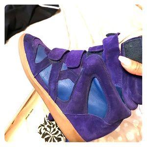 Isabel Marant Wedge Sneakers - US10/EU40